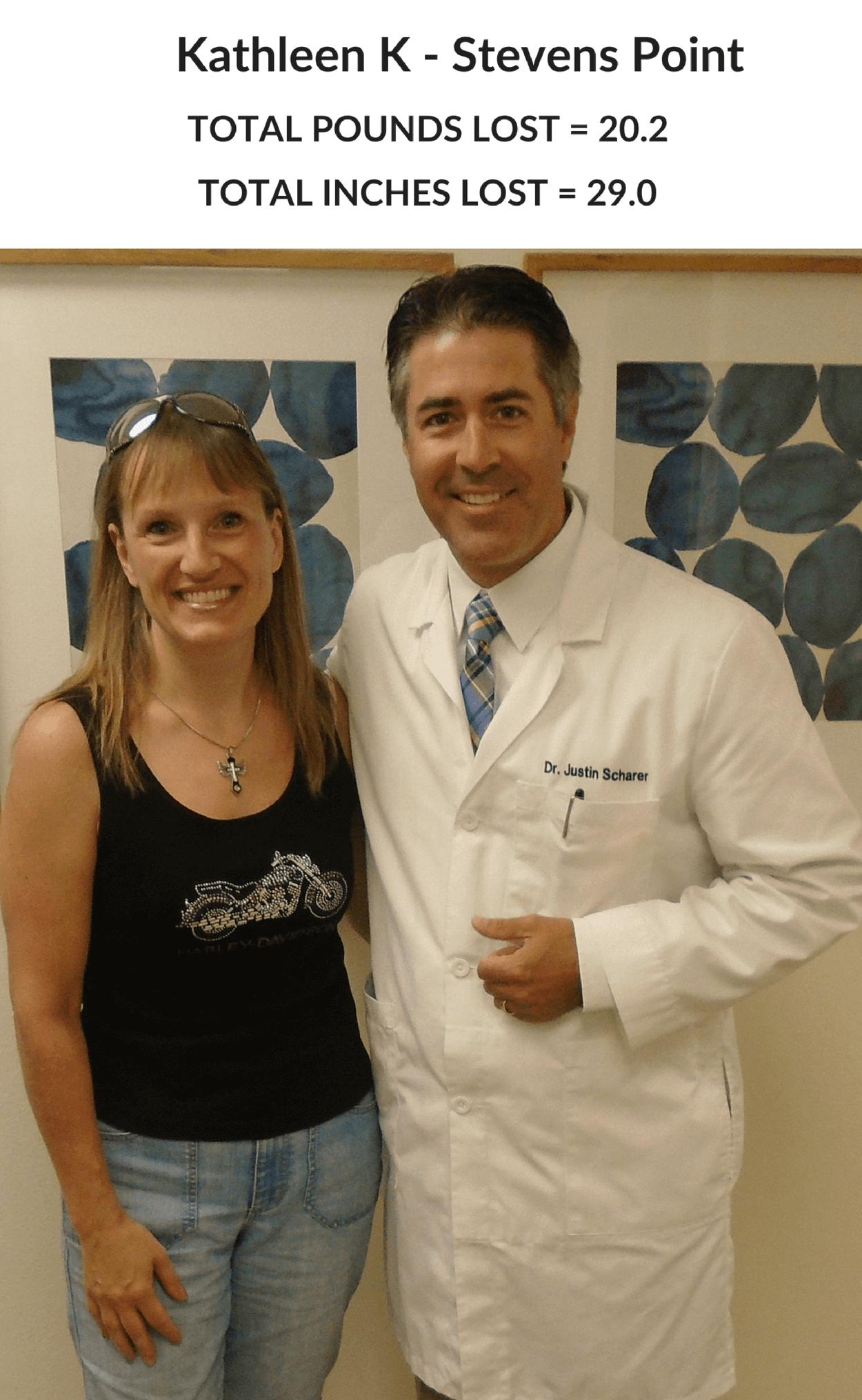 dr scharr wausau pierdere în greutate